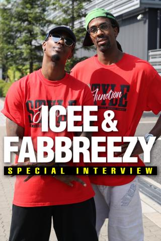 SPECIAL INTERVIEW ICEE and FABBREEZY