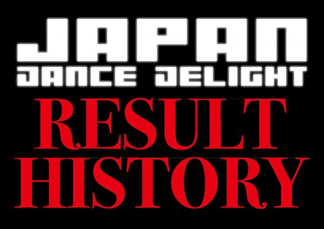 JAPAN DANCE DELIGHT RESULT HISTORY