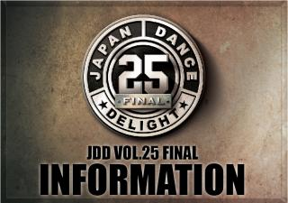 JDD VOL.25 FINAL INFORMATION