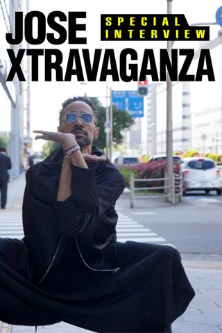SPECIAL INTERVIEW  JOSE XTRAVAGANZA